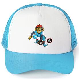 Seams Wild Baseball Trucker Hat - Nanaz