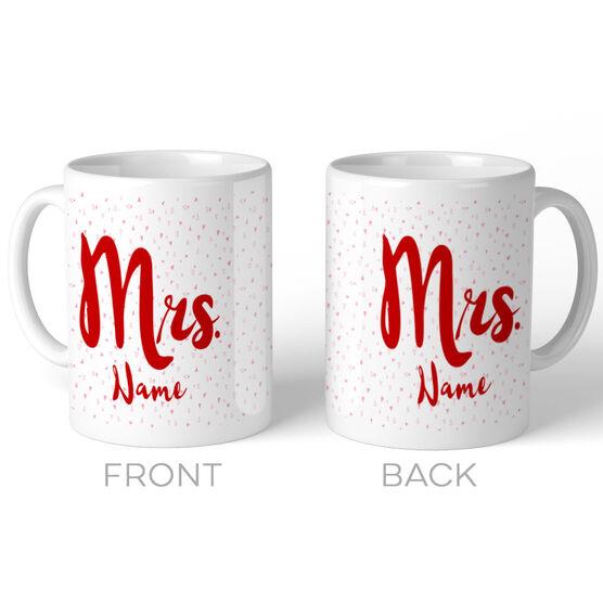 Mrs. Personalized Mug
