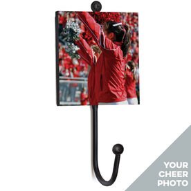 Cheerleading Medal Hook - Your Cheerleader Photo