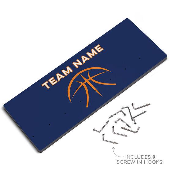 Basketball Hook Board Basketball Team Name