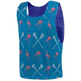 Guys Lacrosse Pinnie - Flamingo Lacrosse