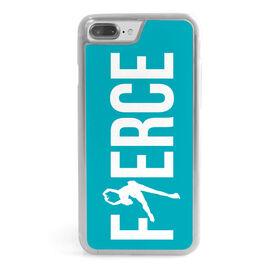 Figure Skating iPhone® Case - Fierce