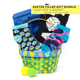 Bump Set Spike Volleyball Easter Basket Fillers 2020 Edition