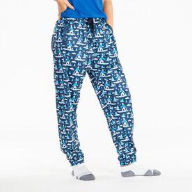 Hockey Lounge Pants - Yeti