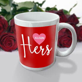 Hers Personalized Coffee Mug