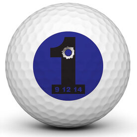 Hole-In-One Graphic Golf Ball