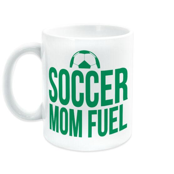 Soccer Coffee Mug - Soccer Mom Fuel