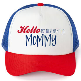 Trucker Hat - Mommy