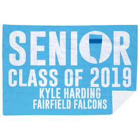 Crew Premium Blanket - Personalized Senior Class Of