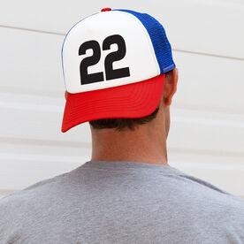 Trucker Hat - Custom Number
