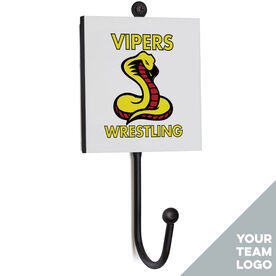 Wrestling Medal Hook - Your Logo