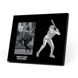 Softball Photo Frame - Batter