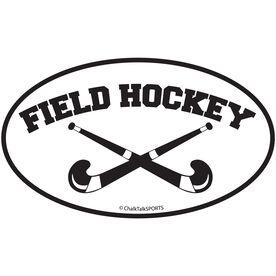 Field Hockey Car Magnets ChalkTalkSPORTS - Custom field hockey car magnets