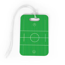 Guys Lacrosse Bag/Luggage Tag - Guys Field