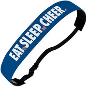Cheerleading Juliband No-Slip Headband - Eat Sleep Cheer