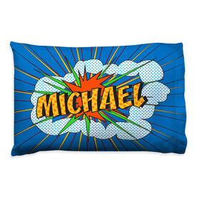 Personalized Pillowcase - Pow