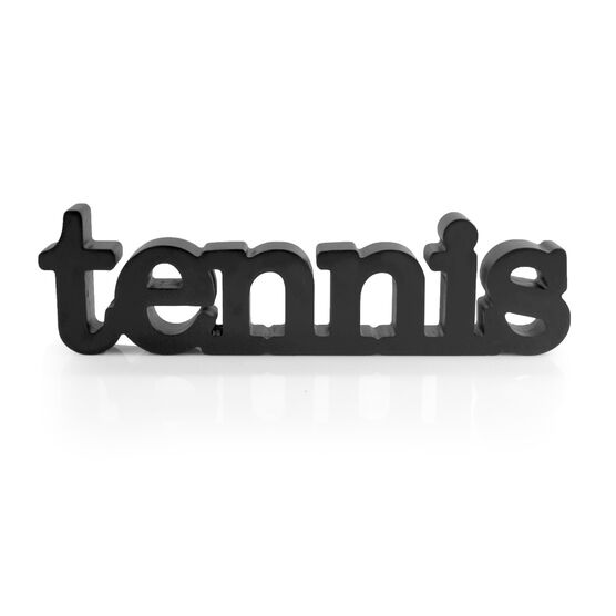 Tennis Wood Words