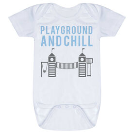 Baby One-Piece - Playground and Chill