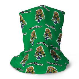 Seams Wild Football Multifunctional Headwear - Kingsley (Pattern) RokBAND