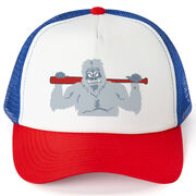 Baseball Trucker Hat Yeti