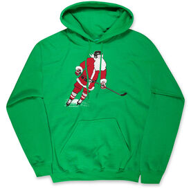 Hockey Standard Sweatshirt - Slap Shot Santa