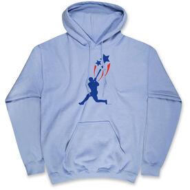 Baseball Standard Sweatshirt - USA Spirit