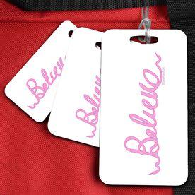 LooseLACES - Believe Sport Bag/Luggage Tag