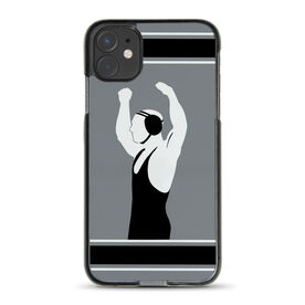 Wrestling iPhone® Case - Singlet
