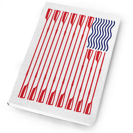 Crew Notebook American Flag
