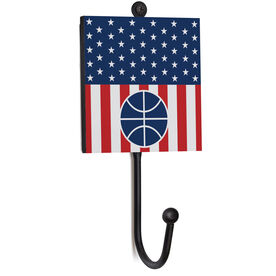 Basketball Medal Hook - Basketball USA