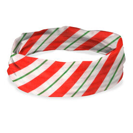 Original RokBAND Multi-Functional Headband (Candy Cane)