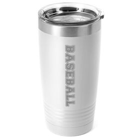 Baseball 20 oz. Double Insulated Tumbler - Baseball