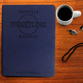 Wrestling Executive Portfolio - Manager Crest