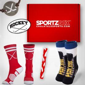 Hockey SportzBox Gift Set- Pretty & Nice Just Not on Ice