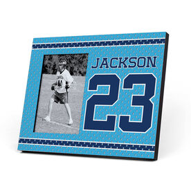 General Sports Photo Frame - Mesh Jersey Number