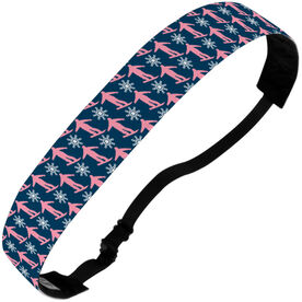 Snowboarding Julibands No-Slip Headbands - Snowboard Pattern