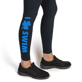 Swim Leggings I Shamrock Swim