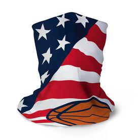 Basketball Multifunctional Headwear - USA Flag RokBAND