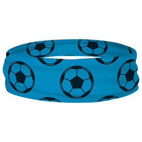 Soccer Multifunctional Headwear - Ball Pattern RokBAND