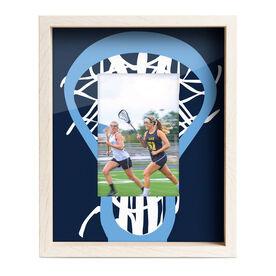 Girls Lacrosse Premier Frame - Close Up Stick