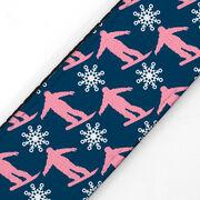 Snowboarding Juliband No-Slip Headband - Snowboard Pattern