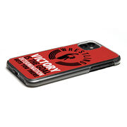 Wrestling iPhone® Case - Victory Is The Goal