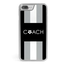 Soccer iPhone® Case - Coach