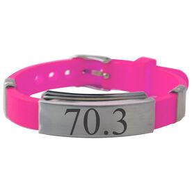 70.3 Silicone Bracelet
