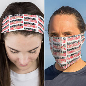 Running Multifunctional Headwear - Running is Not Canceled 2020 - PATTERN ($5 Donated to the American Red Cross)