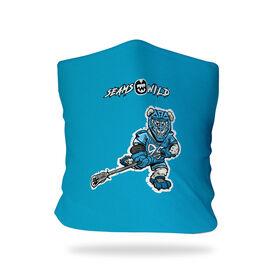 Seams Wild Lacrosse Multifunctional Headwear - Chillax RokBAND