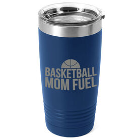 Basketball 20oz. Double Insulated Tumbler - Basketball Mom Fuel