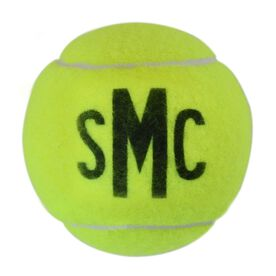Custom Initials Tennis Ball