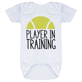 Tennis Baby One-Piece - Player In Training