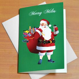 Merry Miles Greeting Card - Box Set of 12